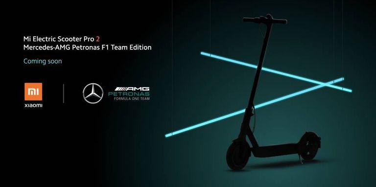 Xiaomi Mercedes Benz