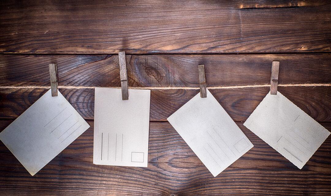Postales: cómo crear conexiones más potentes para fidelizar a tus clientes