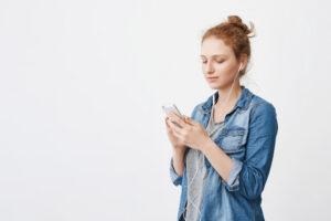 Mensajes de voz en llamadas comerciales