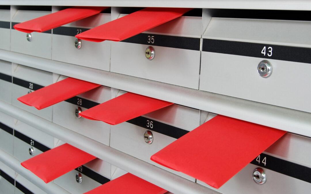 Marketing postal: 7 claves para un buzoneo exitoso