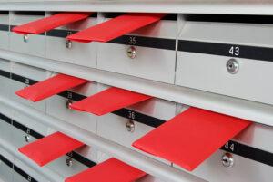 tips marketing postal